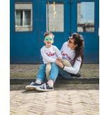 Studio Mini-Me Lemon sweaterset mama+kind PREMIUM QUALITY