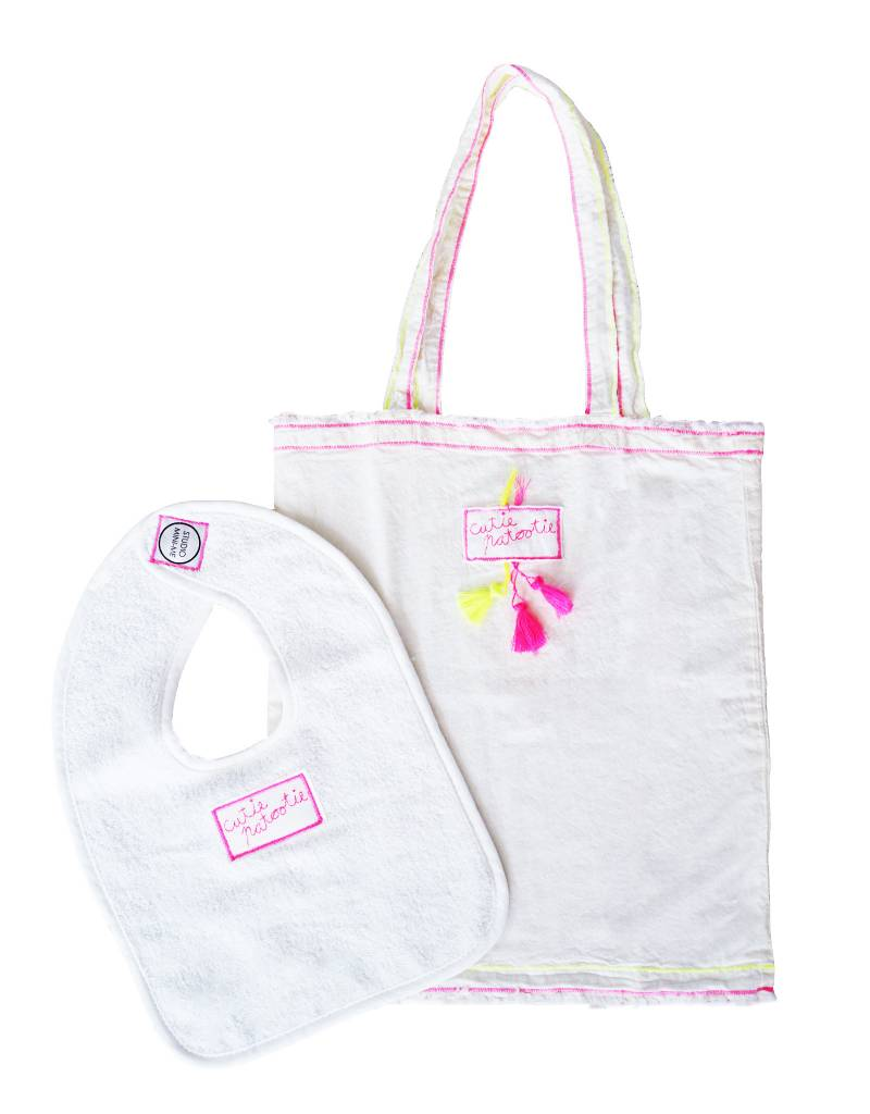 Studio Mini-Me Roze shopper Cutiepatootie