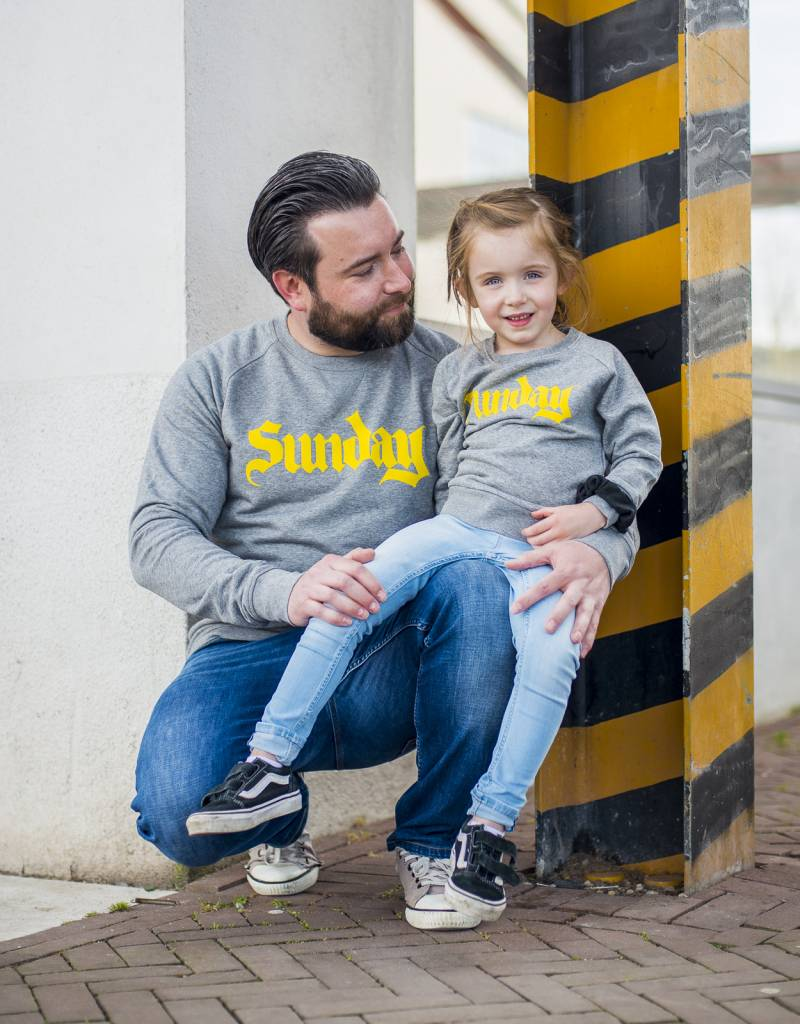 Studio Mini-Me Funday Sweater kind