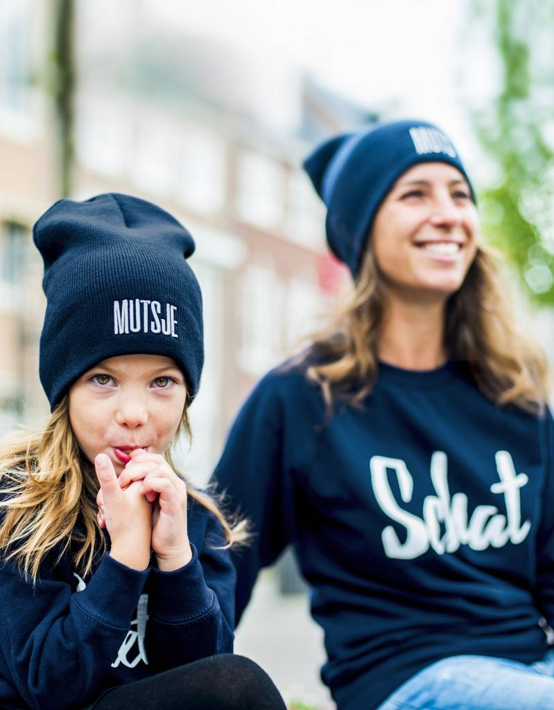 Studio Mini-Me Schat Sweater vouw
