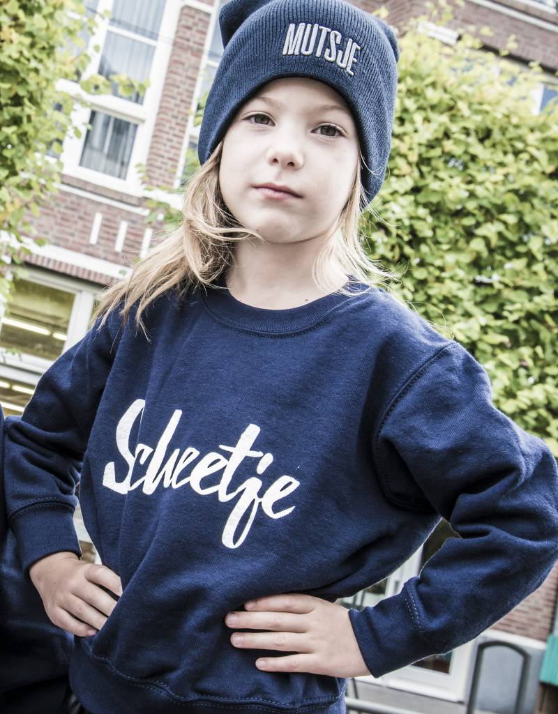 Studio Mini-Me Scheetje Sweater kind
