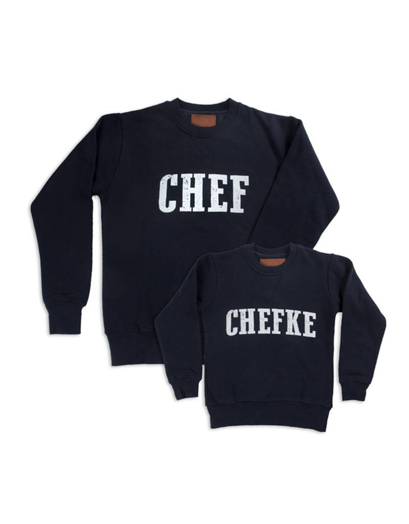 Studio Mini-Me Chef sweaterset Papa+kind