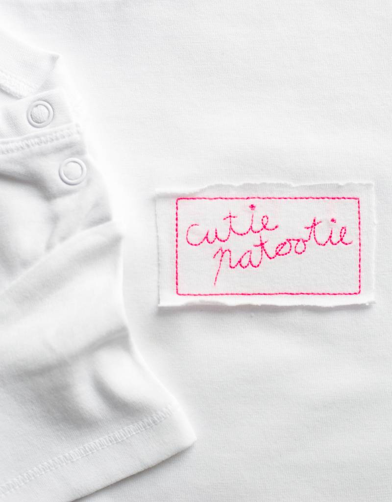 Studio Mini-Me Cutiepatootie t-shirt baby-peuter