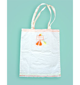 Studio Mini-Me Oranje shopper Cutiepatootie