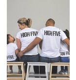 Studio Mini-Me High Five t-shirt vrouw