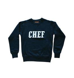 Studio Mini-Me Chef sweater man ALLEEN MAAT S