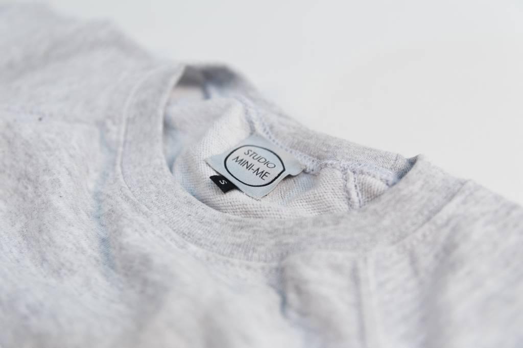 Studio Mini-Me Peach sweater vrouw