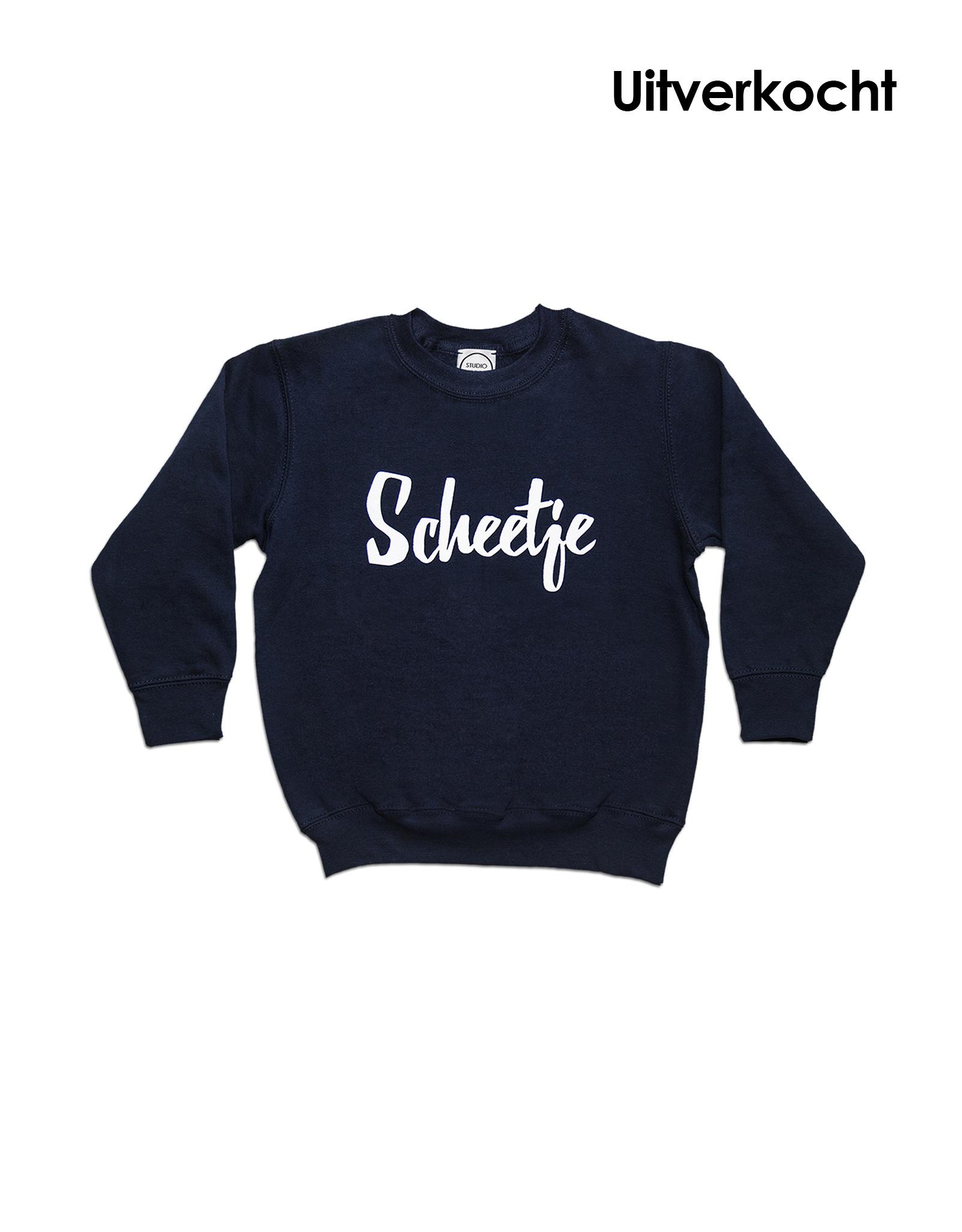 Studio Mini-Me Scheetje Sweater kind