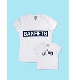 Studio Mini-Me Bakfiets t-shirt vrouw