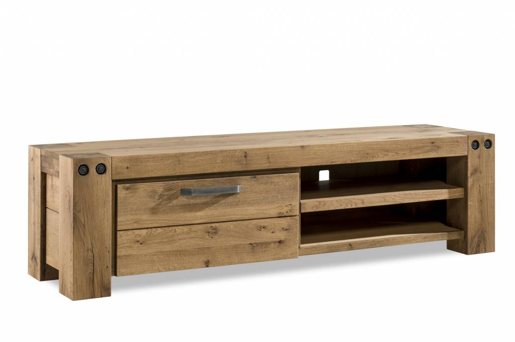 TV Sideboard 1 Drawer - 180cm