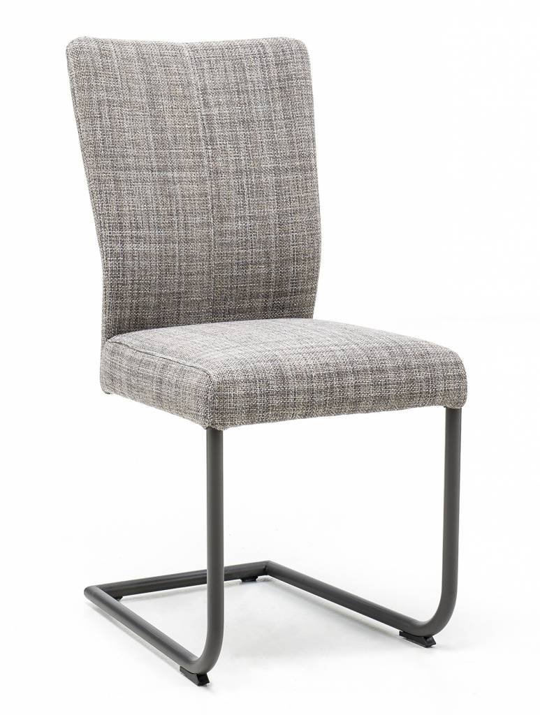 Chair in the fabric Gunnar Swinger base