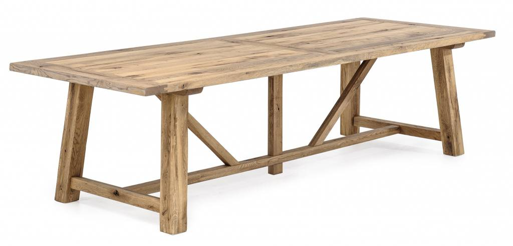 Dining table 300x110cm - Old Canada