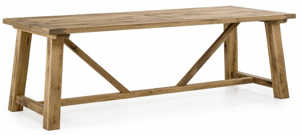 Dining Table 240x100cm - Old Canada
