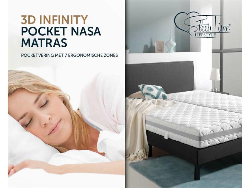3D Infinity Pocket Matras