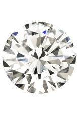 IGI Brilliant - 0,11 ct - G - SI1 F/G/F Slight