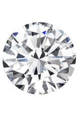 HRD Brillante - 0,76 ct - F - SI1 VG/VG/G None