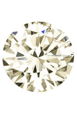HRD Briljant - 0,96 ct - M - I1 F/G/F None