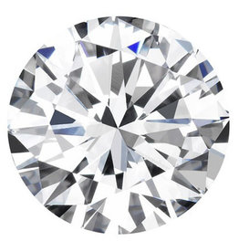 GIA Brillante - 2,50 ct - F - VS2