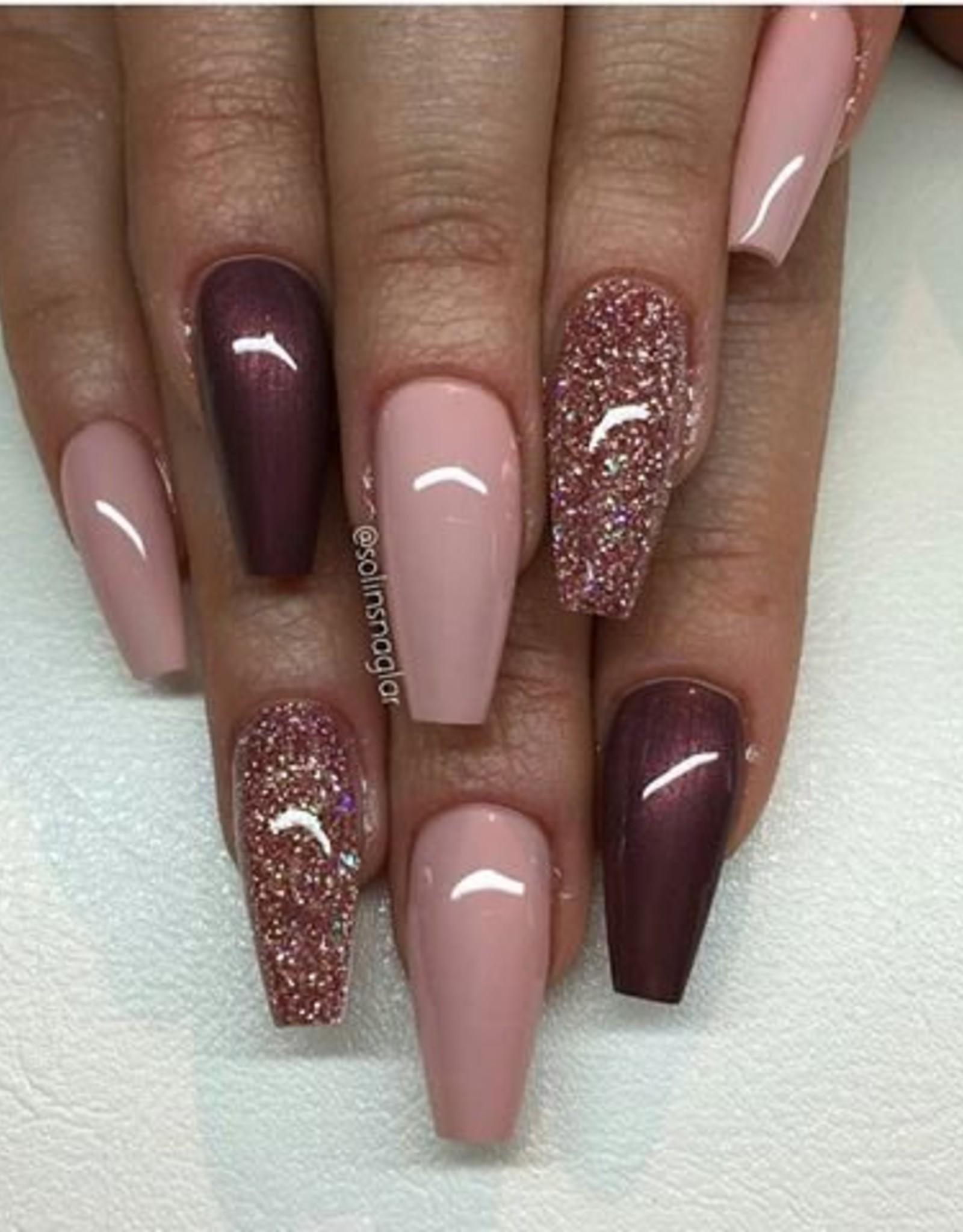 Gel Polish Nude Pink