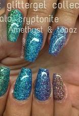 Gel Rock Glitter Cryptonite