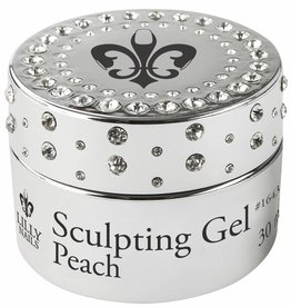 Gel Sculpting Peach
