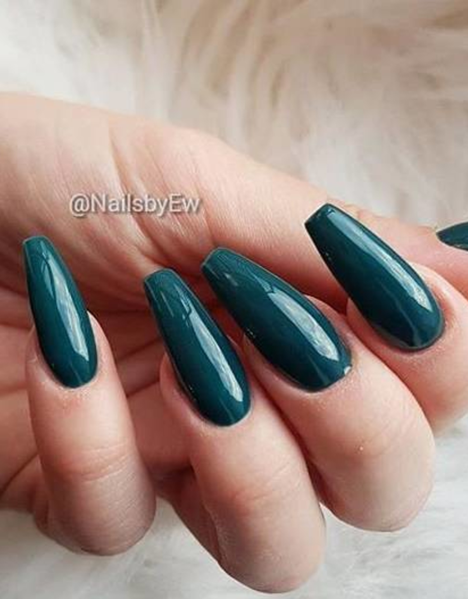 Gel Polish Deep Sea Green