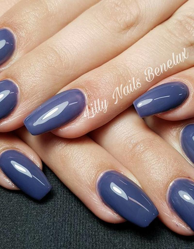 Gel Polish Thunder Blue