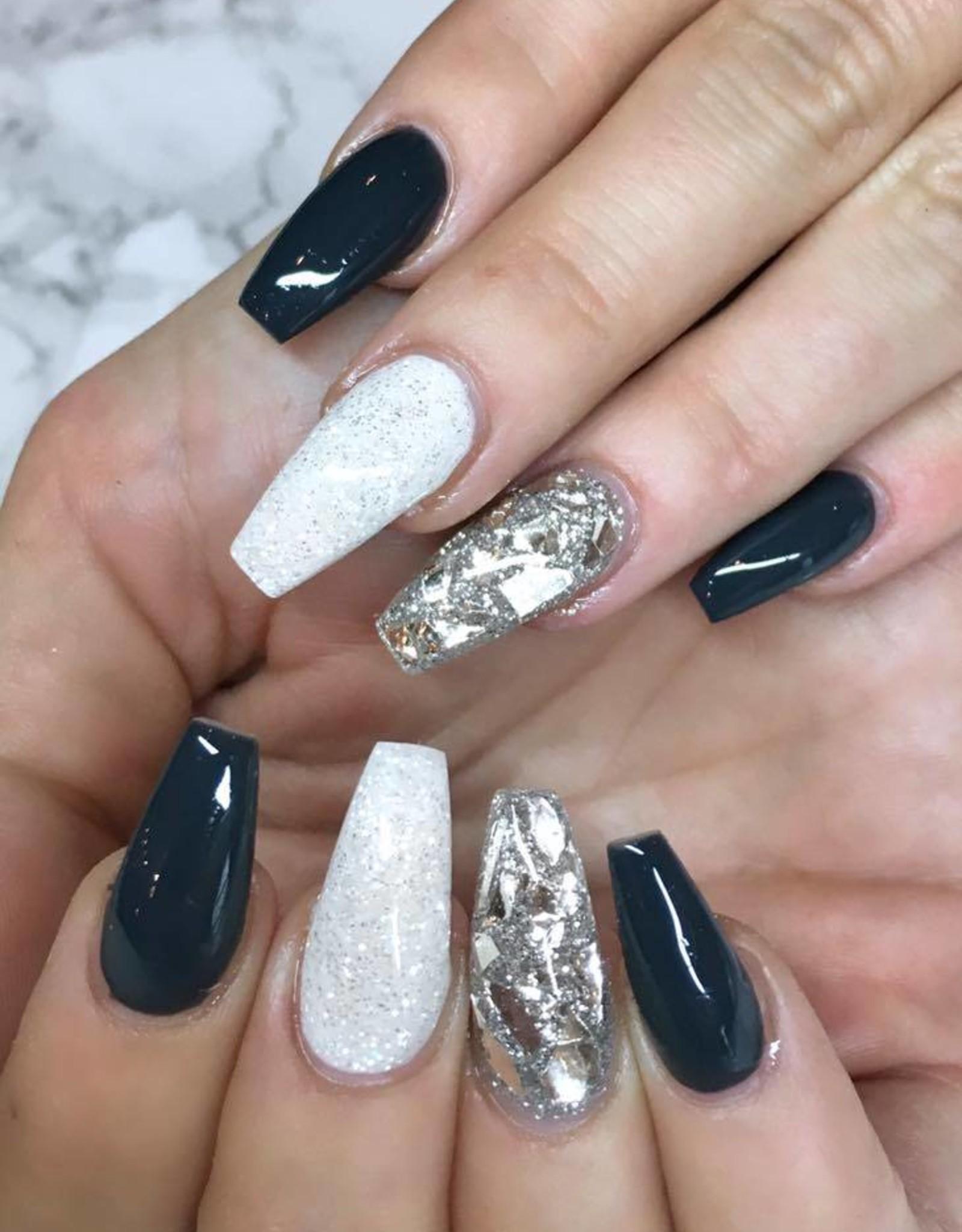 Gel Polish Asphalt Grey