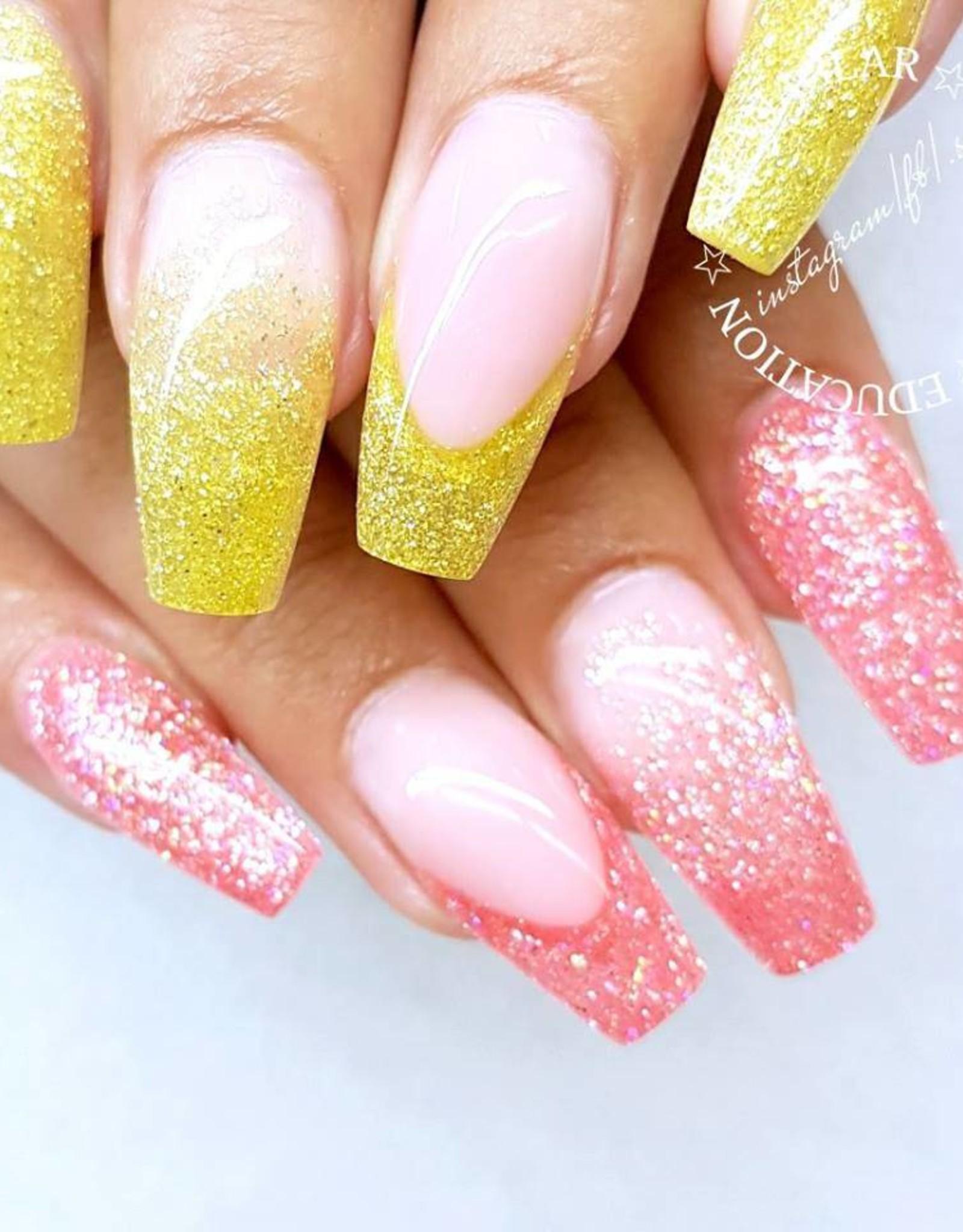 Gel Glitter Fruity