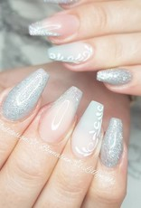 Gel Glitter Vintage Jewel