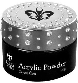 Acrylic Powder Crystal Clear