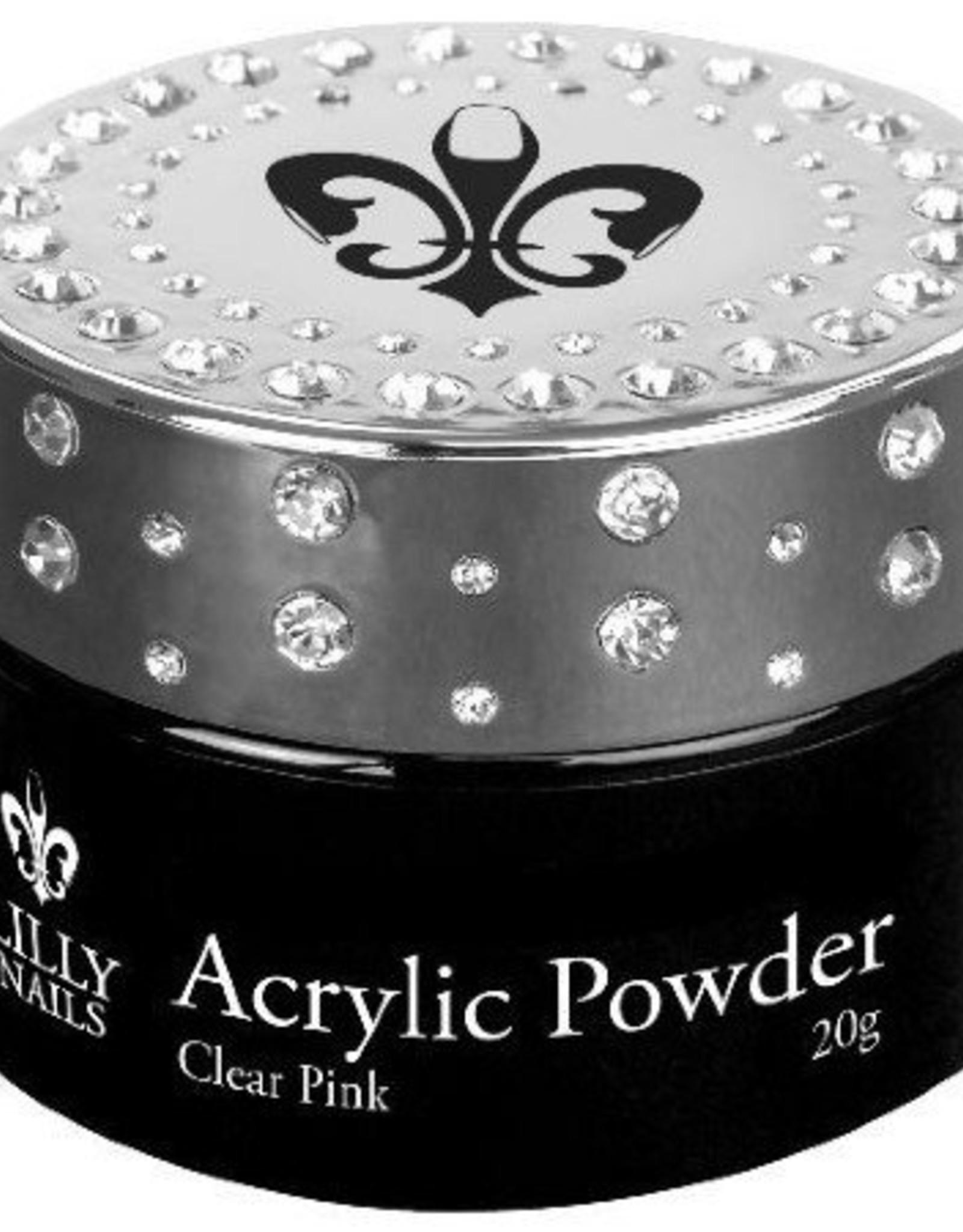 Acrylic Powder Clear Pink
