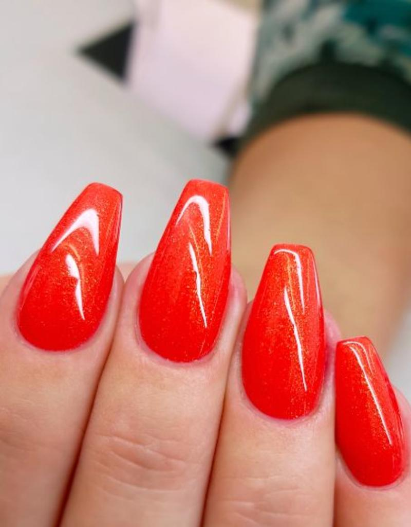 Gel Polish Tequila Sunrise
