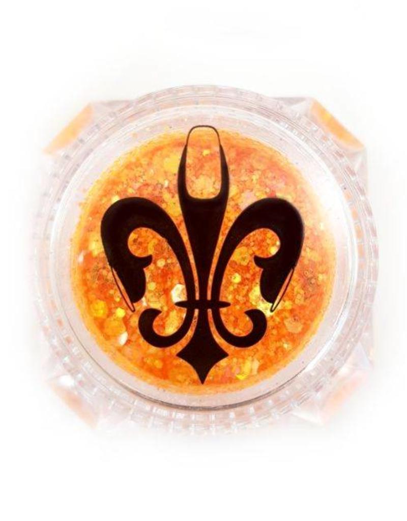 Glittermix Solin Orange