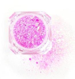 GLITTER MIX Solin Pink
