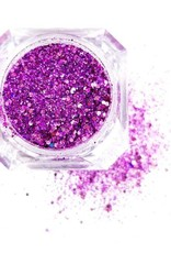 GLITTER MIX Solin Purple
