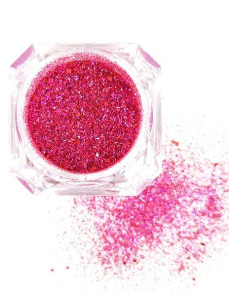 Glittermix Solin Rasberry