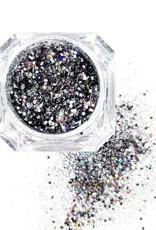 Glittermix Solin Black