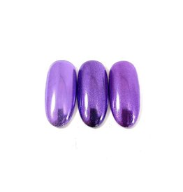 Nailart Wow Purple