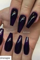 Gel Polish Black Velvet