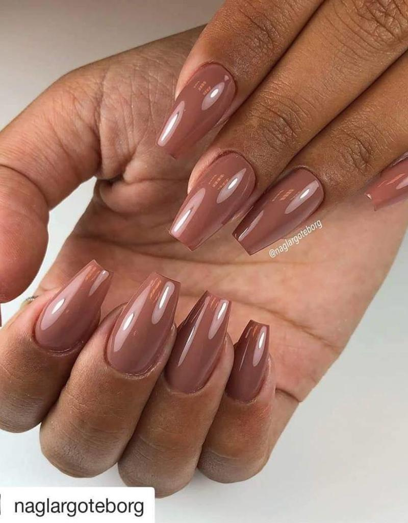 Gel Polish Caramel Latte