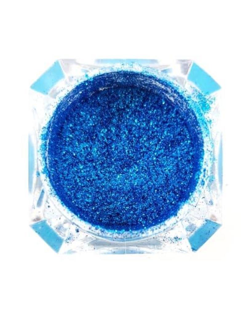 Nailart Wow Blue