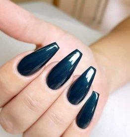 Gel Polish Black Emerald