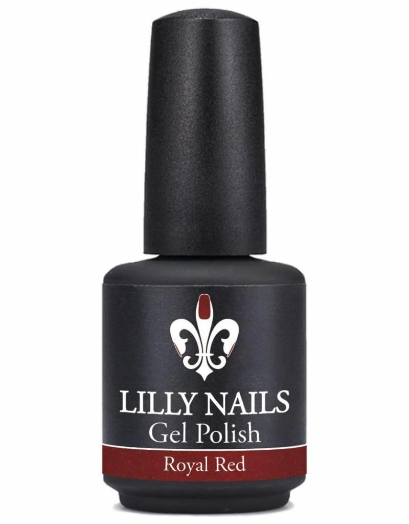 Gel Polish Royal red