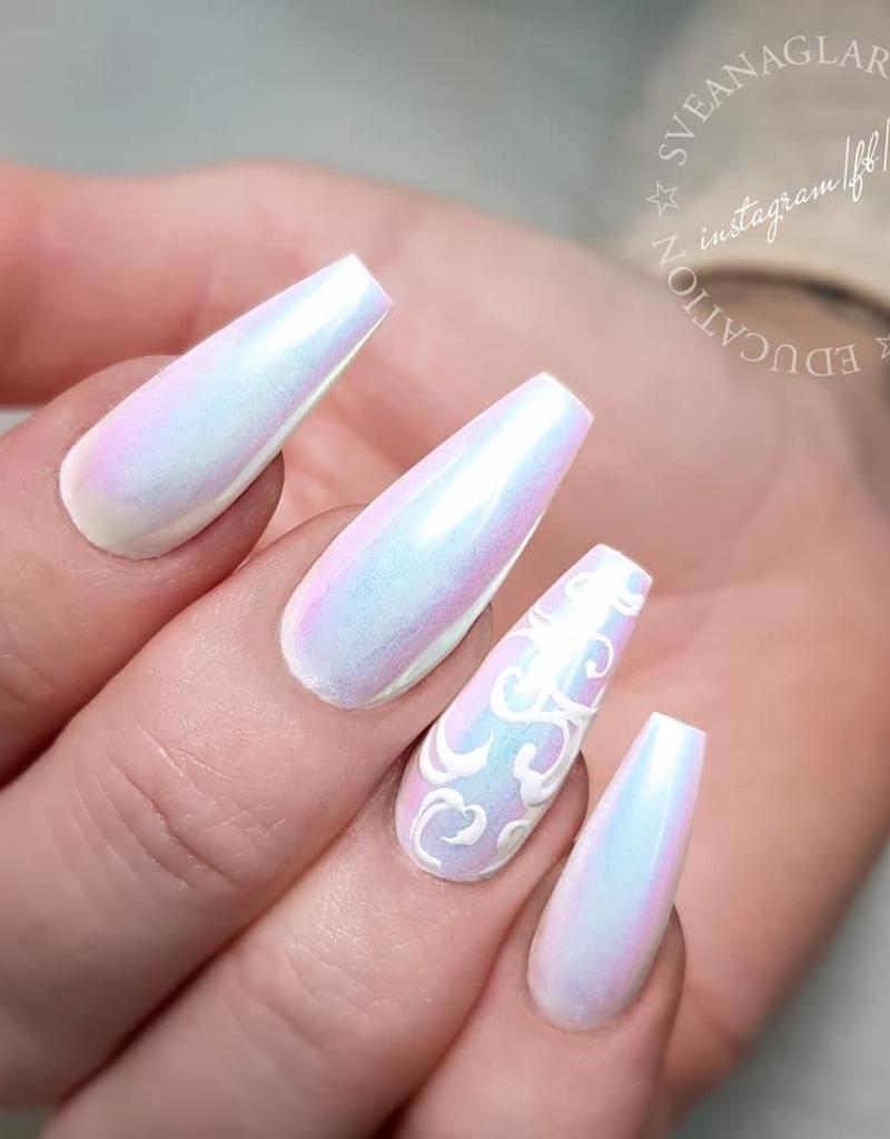Gel Polish Brilliant White