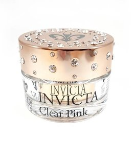 Invicta Clear Pink