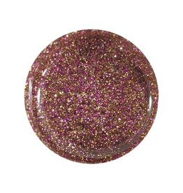 Gel Rock Glitter Topaz Satin