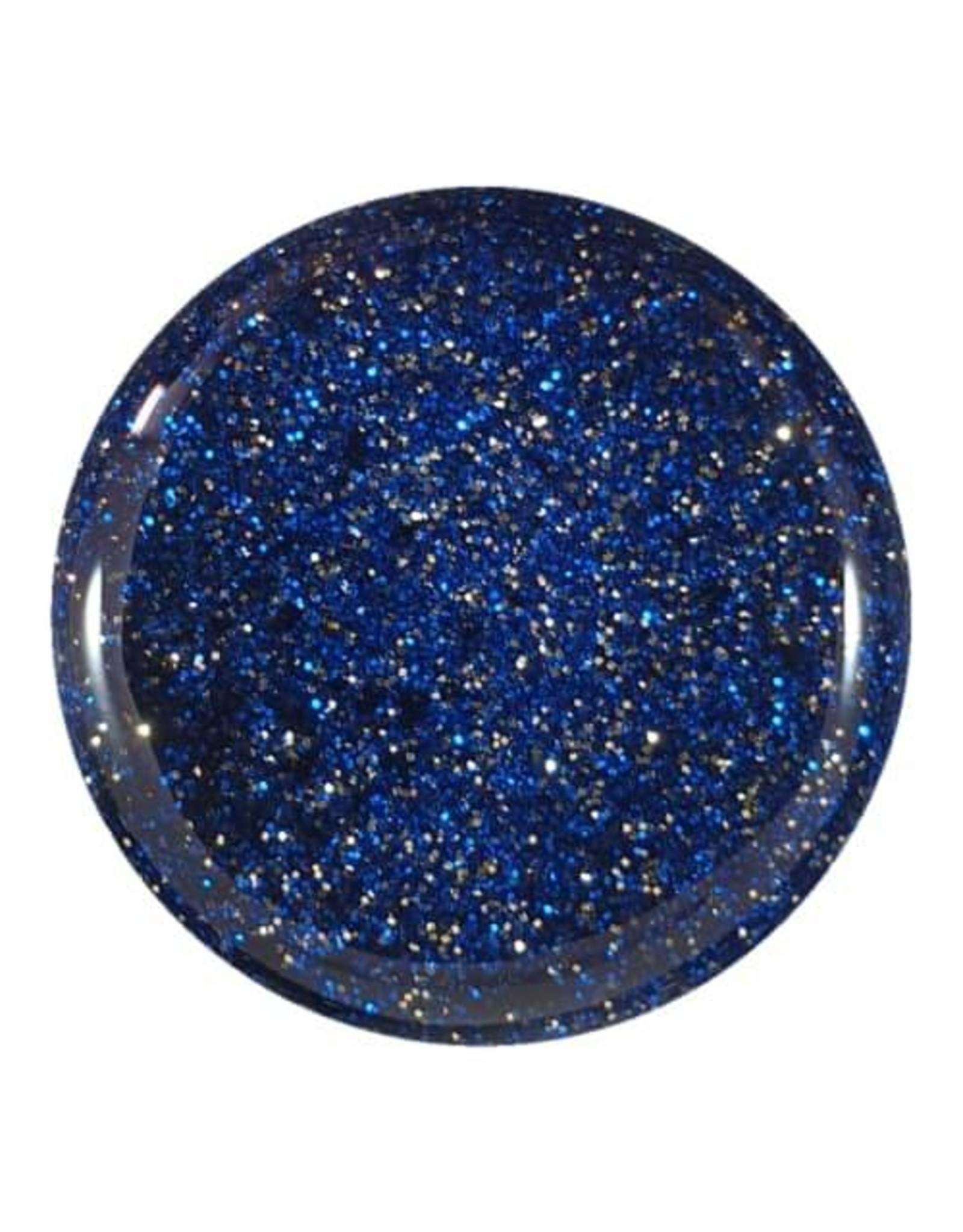 Gel Rock Glitter Golden Sapphire