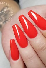 Gel Polish Neon Red