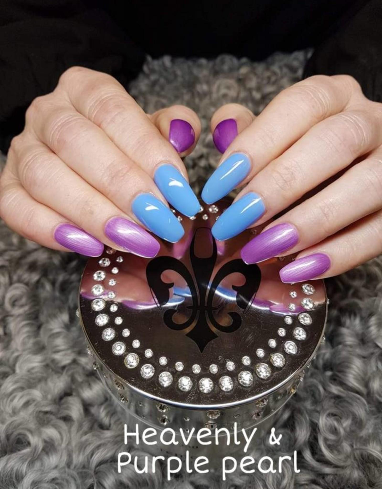 Gel Polish Purple Pearl